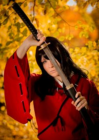 Cosplay-Cover: InuYasha (New Moon)