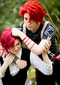 Cosplay-Cover: Axis [1st Chapter]