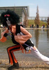 Cosplay-Cover: Brook (Strong World)