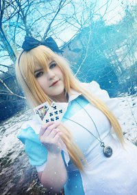 Cosplay-Cover: Alice •