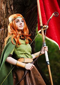 Cosplay-Cover: Alette [Banner Saga]