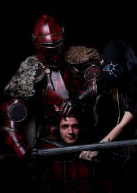 Cosplay-Cover: Chommorragh (Khorne Berserker)