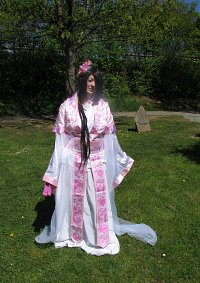 Cosplay-Cover: Rosa Hanfu