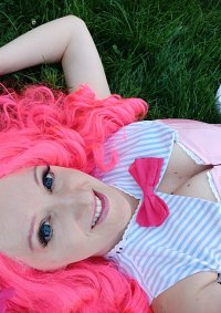 Cosplay-Cover: Pinkie Pie Galadress