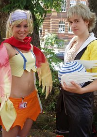 Cosplay-Cover: Rikku Fairy (KH2)