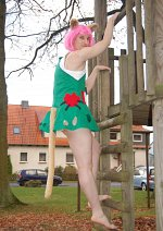Cosplay-Cover: Plum