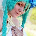 Cosplay: Miku Hatsune [Demon's Wedding]