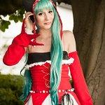 Cosplay: Hatsune Miku [Pieretta l Cat Food]
