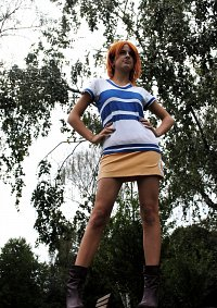 Cosplay-Cover: Nami [Buggy Arc]