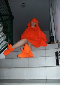 Cosplay-Cover: Inoue Orihime (Halloween Chapter Cover 2009)