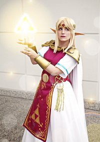 Cosplay-Cover: Zelda - A Link Between Worlds