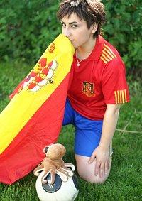 Cosplay-Cover:  Antonio Fernandez Carriedo / Weltmeister!Spain