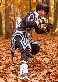 Cosplay-Cover: Jude Mathis