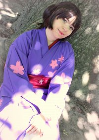 Cosplay-Cover: Shimura Otae (Hostess)