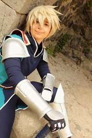 Cosplay-Cover: Flynn Scifo (Knight)