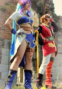 Cosplay-Cover: Judith