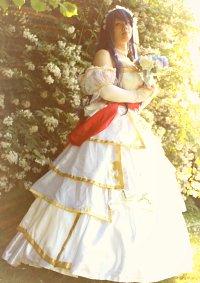 Cosplay-Cover: Prinzessin Shiida // Talys Bride