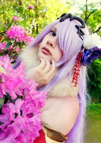 Cosplay-Cover: Prinzessin Camilla (Holiday Traveler)