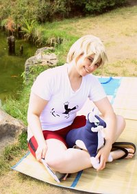 Cosplay-Cover: Flynn Scifo (Short Sleeves Prince)