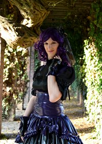 Cosplay-Cover: Purple Reflection