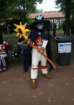 Cosplay-Cover: wirzardmon