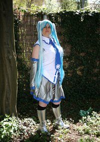 Cosplay-Cover: Snow Miku