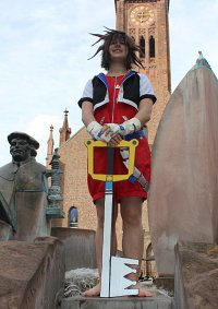 Cosplay-Cover: Sora (KH 1)