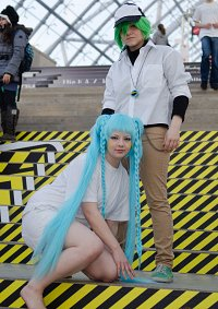 Cosplay-Cover: Natural Harmonia Gropius [BW2]