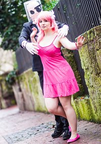 Cosplay-Cover: Bandage Girl [Super Meat Boy]