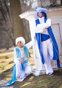 Cosplay-Cover: Ion Fortuna - Iblis