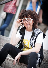 Cosplay-Cover: Redfoo [Party Rock Anthem - LMFAO]