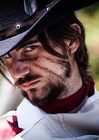 Cosplay-Cover: John Marston (Mexican) [Red Dead Redemption]