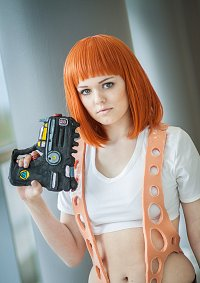 Cosplay-Cover: Leeloo Dallas-Das fünfte Element