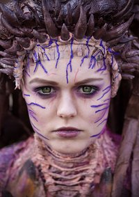 Cosplay-Cover: Sarah Kerrigan Queen of Blades