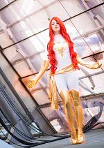Cosplay-Cover: White Phoenix of the Crown