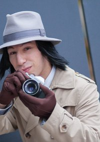 Cosplay-Cover: Inspector Gadget