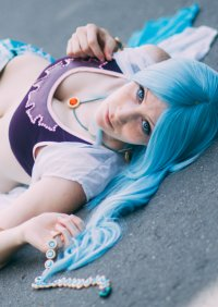Cosplay-Cover: Vivi * Alabasta