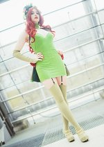 Cosplay-Cover: Steampunk Poison Ivy (Fanart No Flutter)
