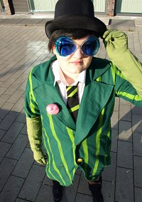 Cosplay-Cover: Greed-ler [the Lorax]