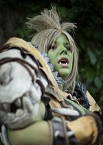 Cosplay-Cover: Orc Schamane T13