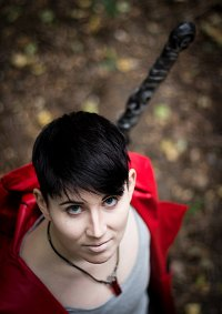 Cosplay-Cover: Dante