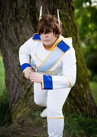 Cosplay-Cover: Suzaku Kururugi [Nunnally in Wonderland]