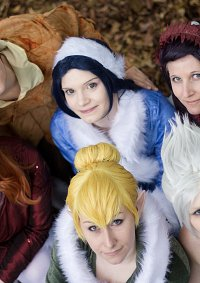 Cosplay-Cover: Silvermist (Winter Outfit)