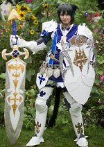 Cosplay-Cover: Yuzu Samurai - Paladin - Valor Set
