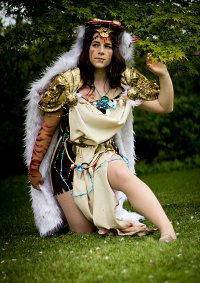 Cosplay-Cover: mononoke (artwork)