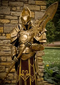 Cosplay-Cover: Archangel Imperius