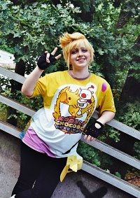 Cosplay-Cover: Prompte Argentum (Chocobo Festival)