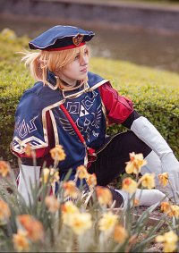 Cosplay-Cover: Royal Guard Link