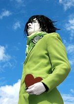 Cosplay-Cover: Ulquiorra Schiffer (Valentine version)