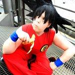 Cosplay: Son Goku [Kid]